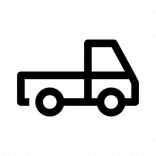 machine, mini, mini truck, truck, vehicle icon