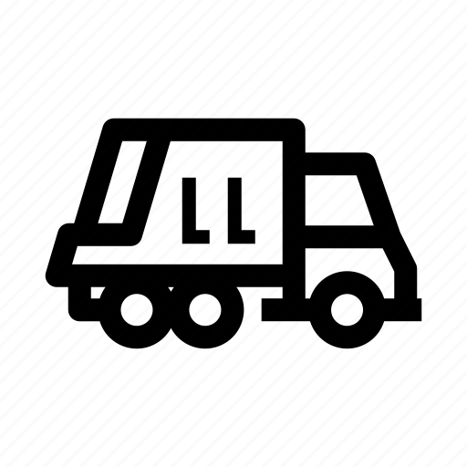 machine, recycle, recycling, truck, vehicle icon
