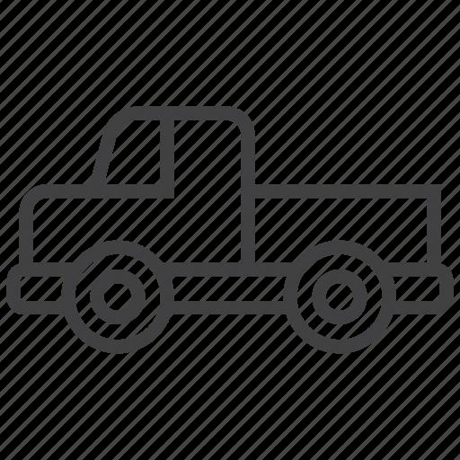 auto, car, truck icon