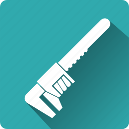 building, construction, installation, mounting, tool, wrench icon