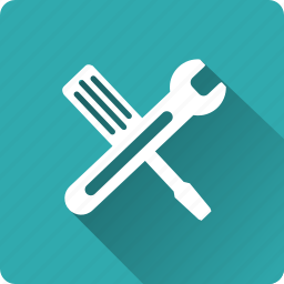 building, construction, installation, mounting, screwdriver, tool icon
