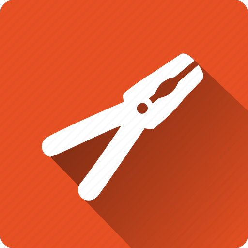 building, construction, installation, mounting, pliers, tool icon