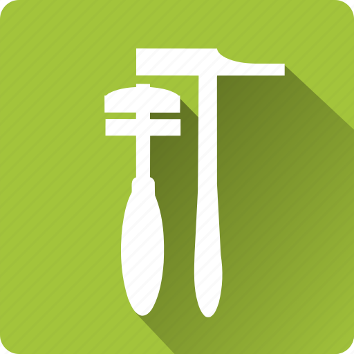 building, construction, hammer, installation, mounting, tool icon