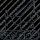 building, construction, demolition, equipment
