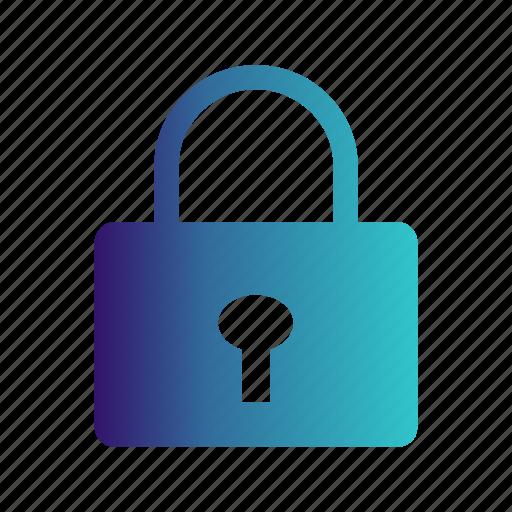 lock, password, safe, secure icon