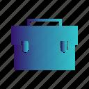 bag, breifcase, office icon