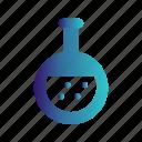 chemistry, lab, medical icon