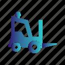lifter, transport, transportation icon