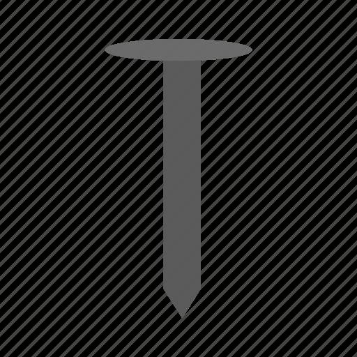 building, construction, nail, repair, tool icon
