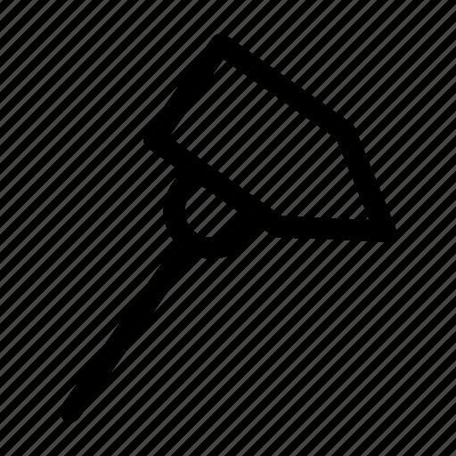 construction tool, hammer, masonry icon