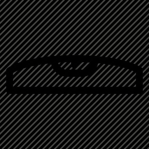 level, level meter, masonry tool, meter icon