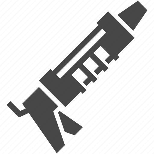 construction, glue, gun, tool icon