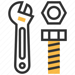 adjustable, configuration, options, preferences, repair, settings, wrench icon
