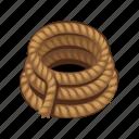 climb, rope, tool icon