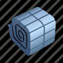 construction, ground, sidewalk, tile icon