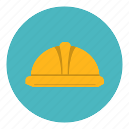 building, construction, helmet, labour, protection, safety, worker icon