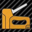 building, construction stapler, construction tool, repair, stapler