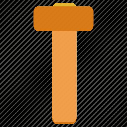 carpentry, equipment, hammer, masonry, plumbing, repair, tools icon