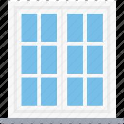 furniture, home interior, home window, window icon