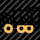 water, truck, barrel, service, automobile