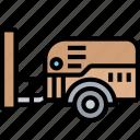compressor, roadwork, engineering, construction, machine