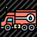 fuel, truck, gasoline, diesel, automobile