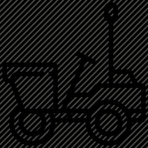 Car, dumper, transport, transportation, vehicle icon - Download on Iconfinder
