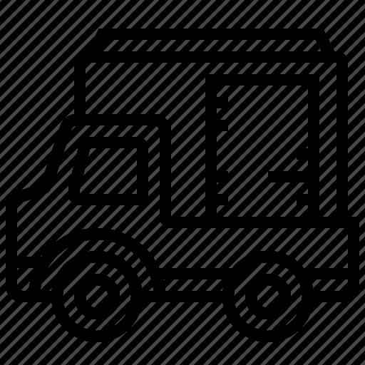 car, moving, transport, transportation, truck, vehicle icon