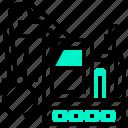 cane, car, grabbing, sugar, transport, transportation, vehicle icon