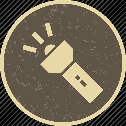 flash, light, torch icon