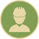 employee, engineer, user, worker icon