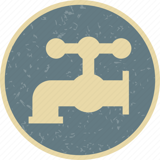 supply, tap, water, water tap icon