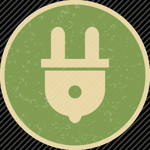 plug, plugin, socket icon