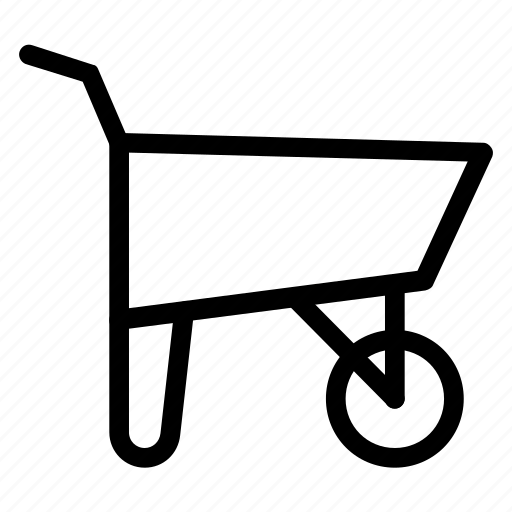 delivery, transport, transportation, trolley, truck, vehicle icon