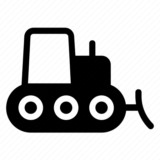 automobile, bus, crane, transport, truck icon