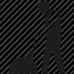 builder, construction worker, handyman, job, labor, people, worker icon
