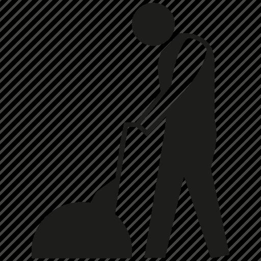 Builder, construction worker, handyman, job, labor, people, worker icon - Download on Iconfinder