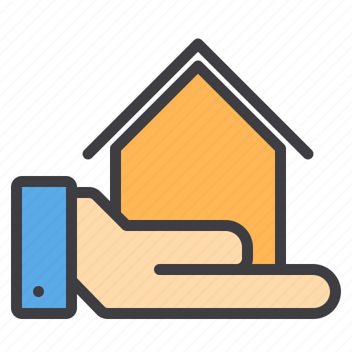 construction, fix, holding, home, tool icon