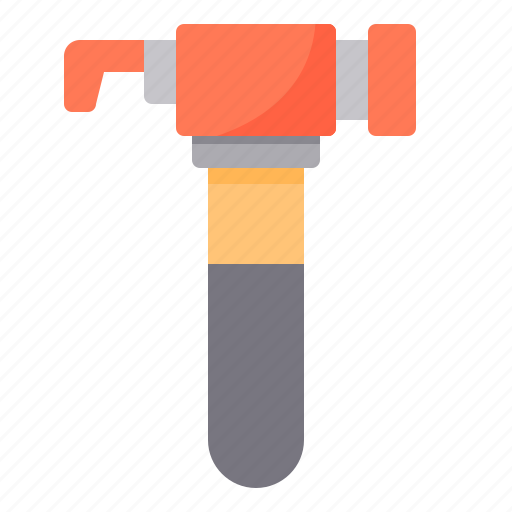 construction, fix, hammer, home, tool icon