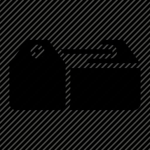 box, construction, fix, home, tool icon
