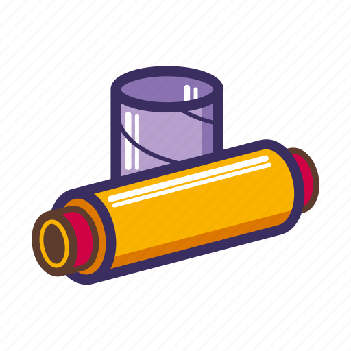 Pipe, pipeline, plumbing, water icon - Download on Iconfinder
