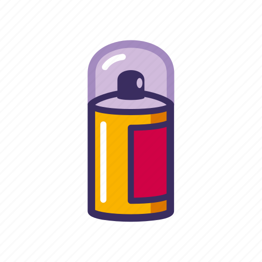 can, color, paint, spray icon