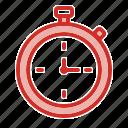 stopwatch, timer, time, clock