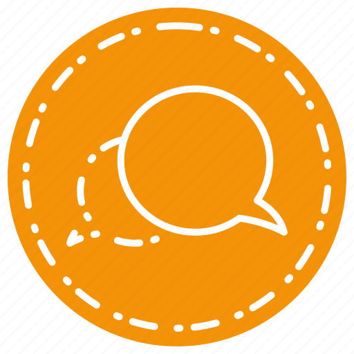 call, chat, communication, contract icon