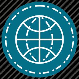 call, communication, contract, globe, world icon