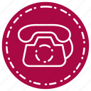 call, communication, contract, phone icon
