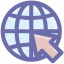 arrow, buy, circle, global, map, world, world globe