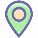 direction, location, map, map pin, pin, web