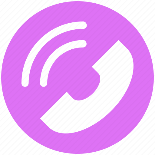 communication, network, phone, phone receiver, receiver, talk icon