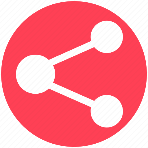 chart, connection, diagram, graph, points icon